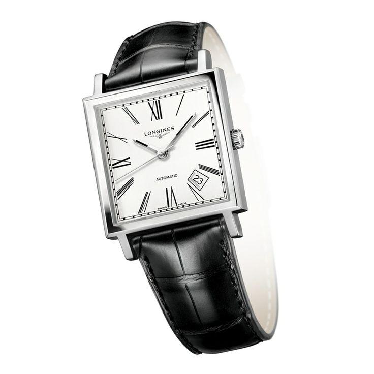 Dopo esattamente 45 anni riappare sul catalogo Longines un orologio dalla forma quadrata ad angoli vivi. Si tratta del Longines Heritage 1968 L2.792.4.71.0 le cui caratteristiche si possono leggere al link  http://www.gioielleriacannoletta.it/orologio-longines-l27924710.html