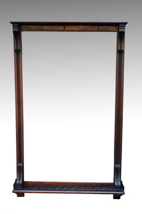 SOLD Antique Victorian Age Brunswick Pool Billiard Cue Stick Holder ...