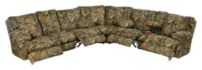 Amazon.com: Catnapper Ranger Comfort Choice Camo Living Room Sofa Furniture Collection: Home & Kitchen
