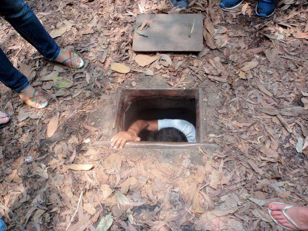 Excursión a los túneles de Cu Chi desde Saigón