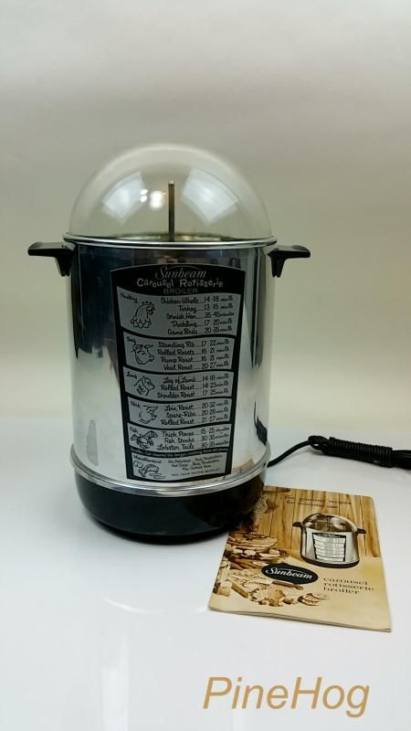 Glass Dome Cooker ~ Best images about vintage electronics on pinterest