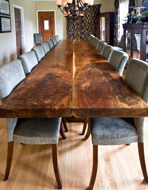 Live Edge Table   Google Search Great Pictures