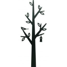 Modern coat rack that is designed to be mounted on the wall. Made by Neo-Spiro.