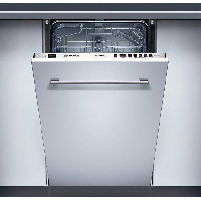 soldes lave vaisselle pas cher, le Lave vaisselle BOSCH SRV45T33EU prix soldes Mistergooddeal 399.99 € TTC au lieu de 499.99 €
