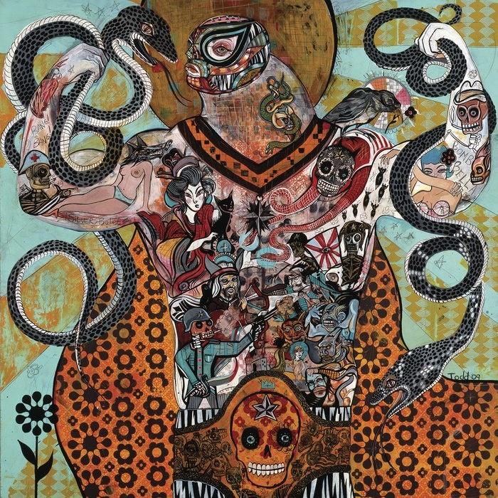 Vigília    Preconceito e Ganância  Tijolo e cimento vivos  Da nossa Babel interna    Texto: Libertária  Imagem: Jon Todd