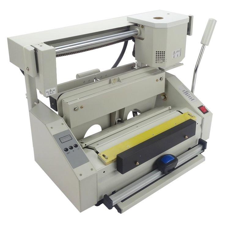 RD-JB-5 Desktop Glue Book Binding Machine Glue Book Binder
