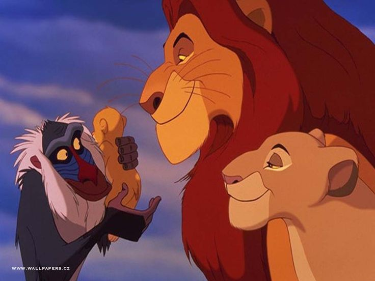 Day 24 - Favorite Parent?  Mufasa!  He was wise, brave, loving and voice by James Earl Jones!