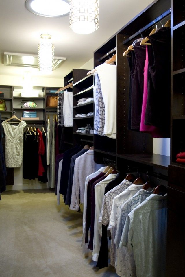 California Closets DFW   A Master Closet From Our North Jersey Franchise