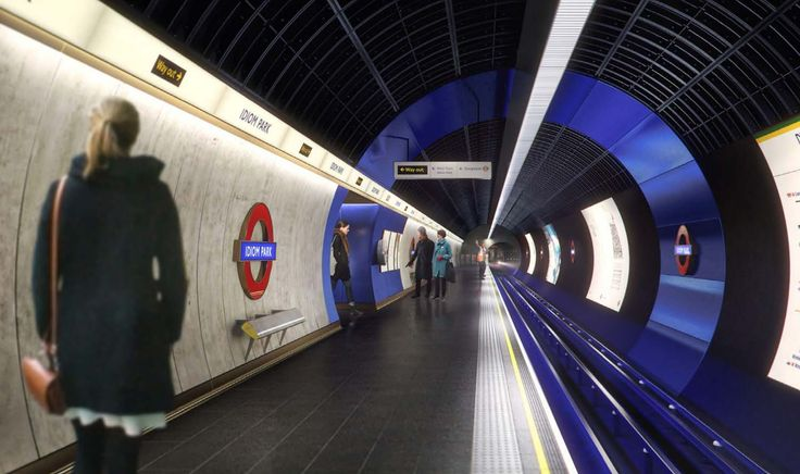 What makes an Underground station look like an Underground station? And what will they look like in future? We talk to some of TfL's design gurus.