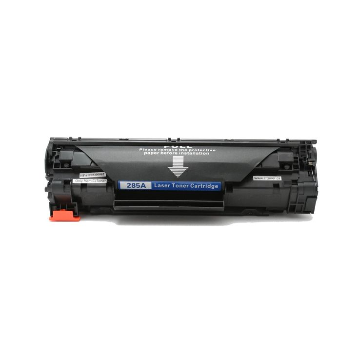 SKU #:HPCE285A OEM Part #:HP CE285A, HP 85A Brand:Hewlett Packard Page Yield:1,600 Color:Black Printer Type:Laser Cartridges Condition:Compatible