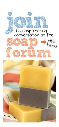soap making website