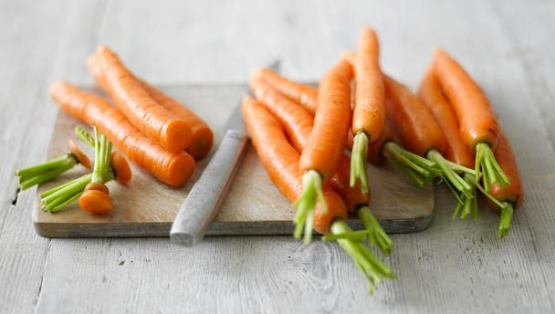 Carrot - Another cheap and versatile vegetable that seems cheaper to buy from larger supermarkets.  They can be cooked in a number of different ways (steamed, baked, fried, boiled) and used in many dishes, including bolognaise and curries.  I also like to eat them raw.  The website that I am linking to has some good carrot recipes.