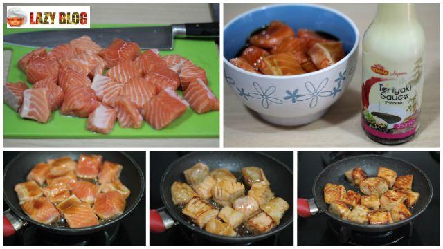 Una vez más, llega una nueva semana internacional a Lidl que en esta ocasión está dedicada a Japón . Con el nombre de Descubre Japón , l...salmon teriyaki