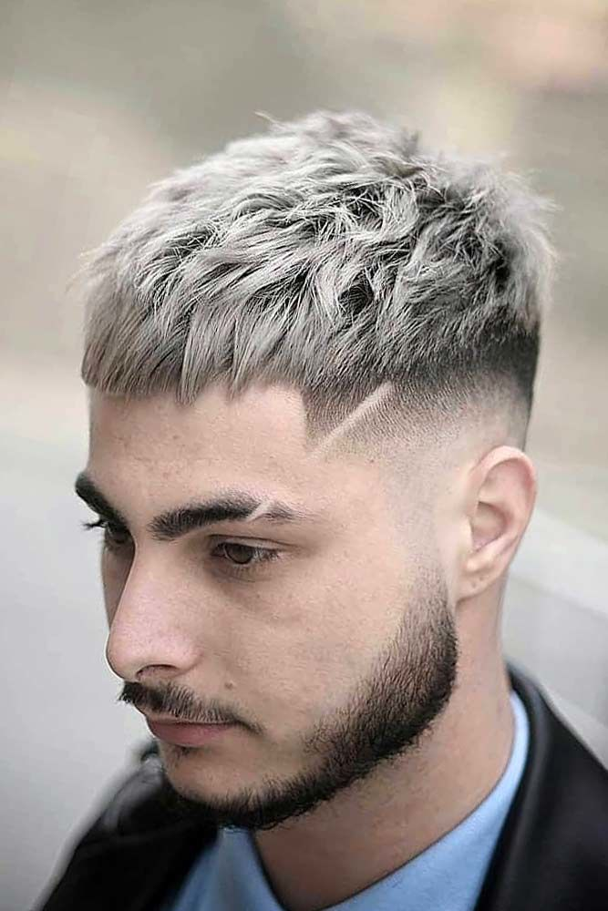 36+ Trending men haircuts inspirations