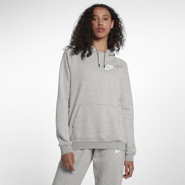 Sportswear Rally Women's Hoodie in 2019 | Grey nike hoodie