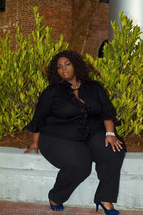 Big jiggly bbw