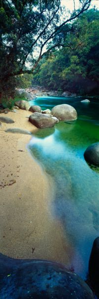 Mossman Gorge, Queensland - Australia RePinned by : www.powercouplelife.com