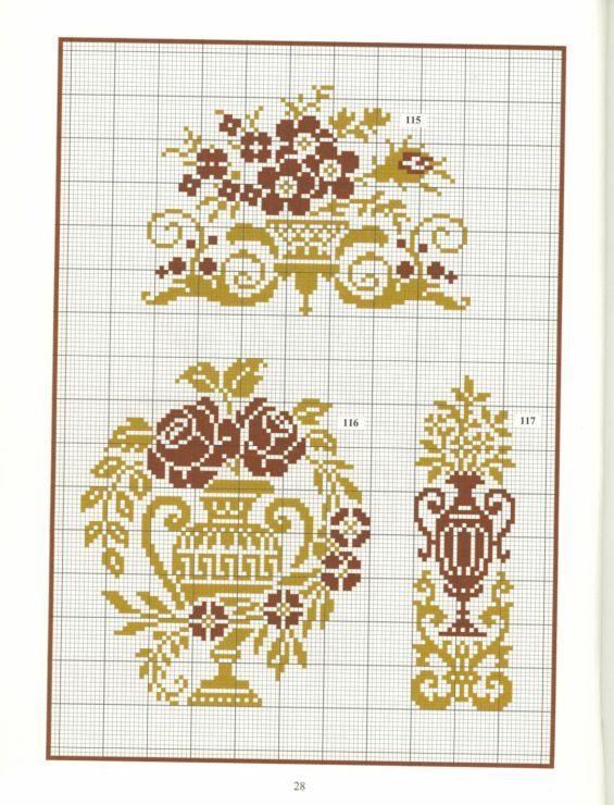 Gallery.ru / Фото #114 - Repertoire des motifs - Orlanda
