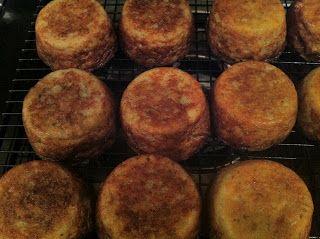 Make ahead potato kugel