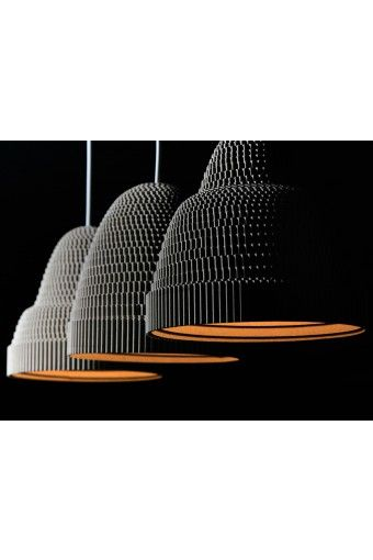 Beehive Small Pendant Light No 1