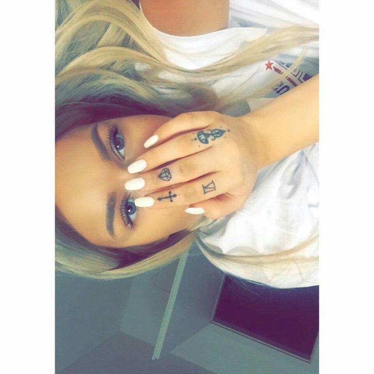 Shirin David #tatoo