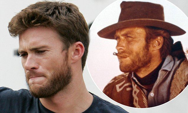Scott Eastwood is the spitting image of dad Clint on Suicide Squad set
