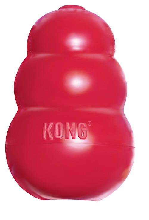 6,66€ Kong classic rouge
