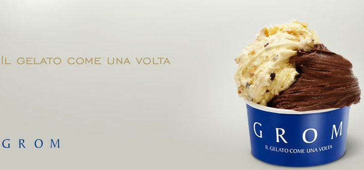 The Real Gelato Italiano; it would be nice to cool down little bit your body with a real gelato italiano  (italian ice cream)