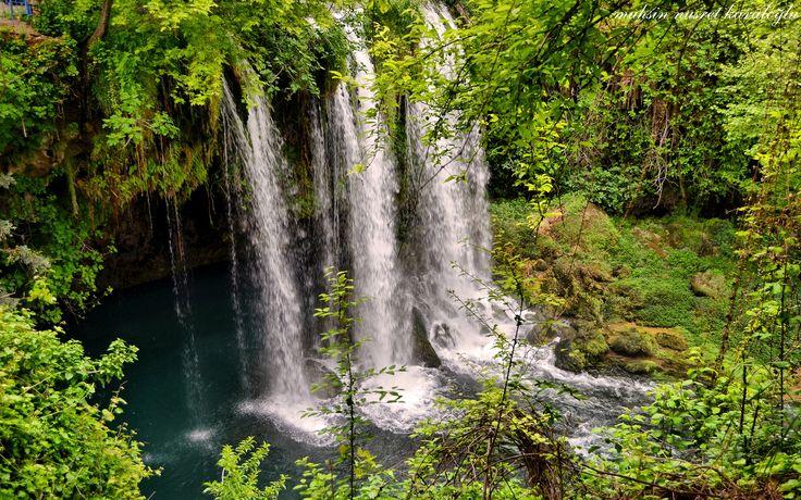 Düden Şelalesi Antalya #antalya #düden