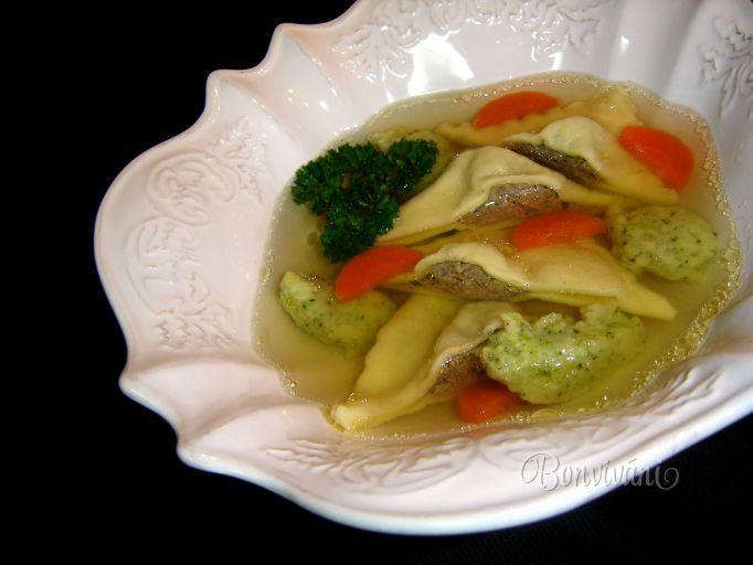 Sviatočná nedeľná polievka