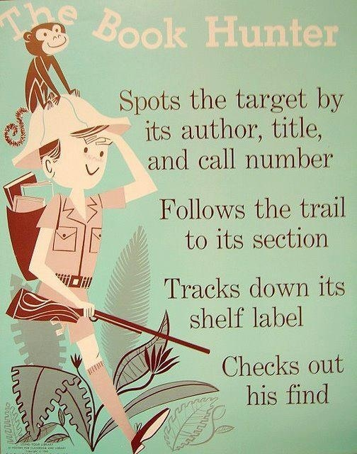 Book hunter