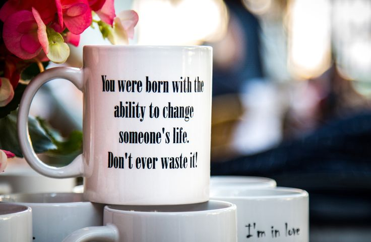 You were born with the ability...