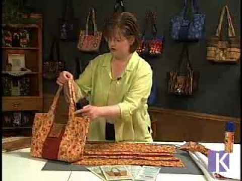 Gracie Tote Bag by Joan Hawley of Lazy Girl Designs