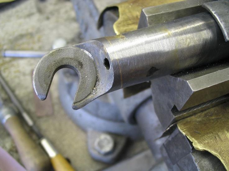 fork detail in vblock