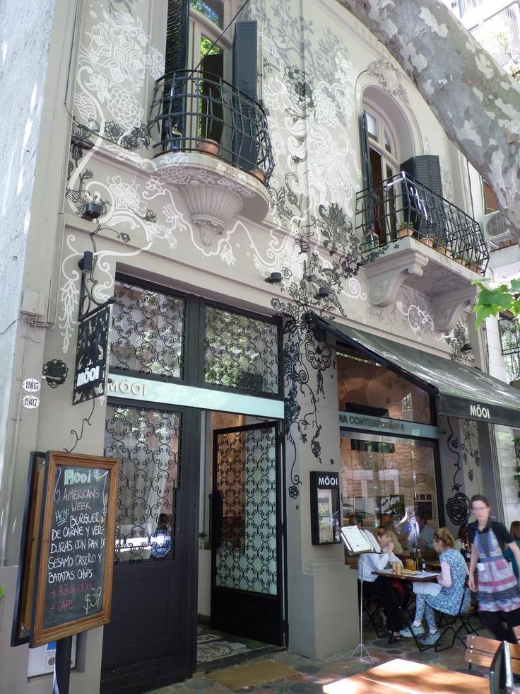 El blog de El Marques!: Möoi en Belgrano