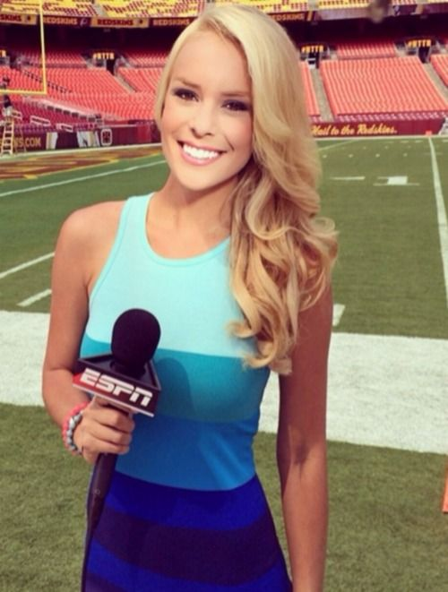 Brittany McHenry is an ESPN reporter based in Washington D.C. Description from mandatory.com. I searched for this on bing.com/images
