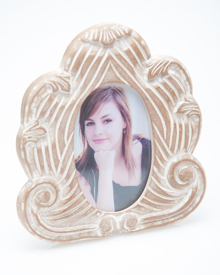 Provence Oval Picture Frame