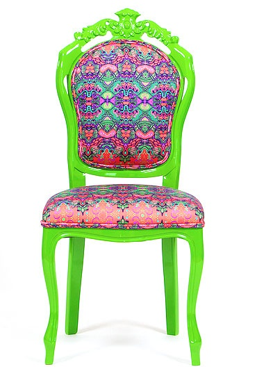 from the loving chair company.Green Pink, Funky Chairs, Sandy Green, Incredibles Chairs, Fabulous Colours, Fabulous Colors, Chairs Company