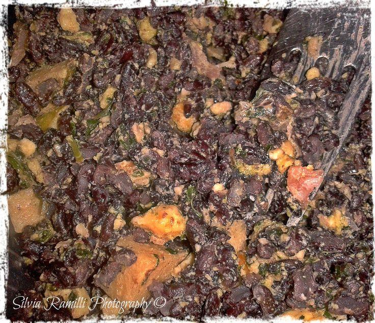 "My ""Venus salad"" - the recipe on the blog"