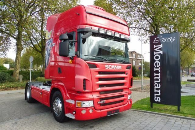 Scania R440 Topline Euro 5 for sale | Tradus