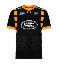 Wasps UA Authentic Home Jersey - Wasps Club Store