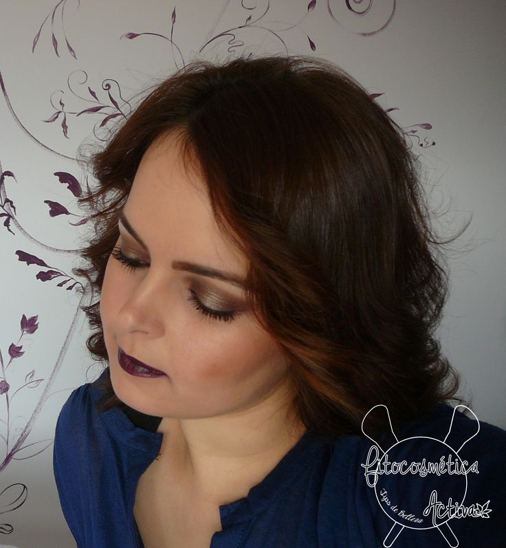 #makeup #brown #purple #christmas #mac #kiko #sleek