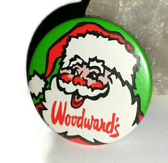 Check out this item in my Etsy shop https://www.etsy.com/ca/listing/563789120/rare-vintage-woodwards-pin-christmas
