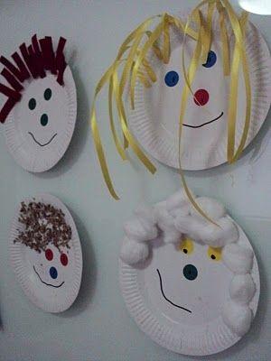 Love paper plate art!