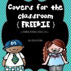 This is just a simple freebie for you to download and use for covers in your classroom. *cover/credit pages *journal cover page *poetry anthology c...