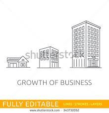 Image result for building icon line editable