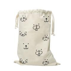 Fabric Bag Animal Face