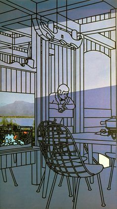 patrick caulfield artwork - Google Search