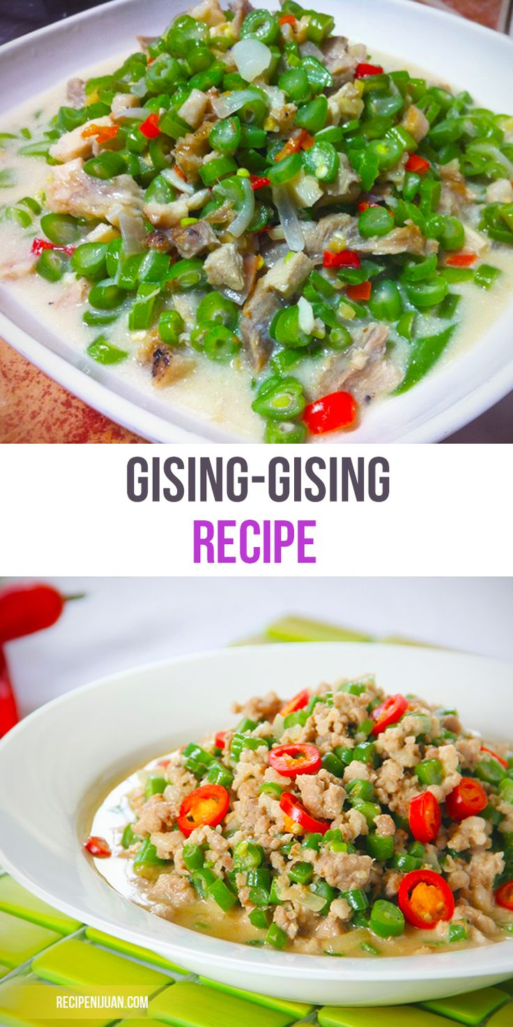 Best 25 filipino vegetable dishes ideas on pinterest for Best green vegetable recipes