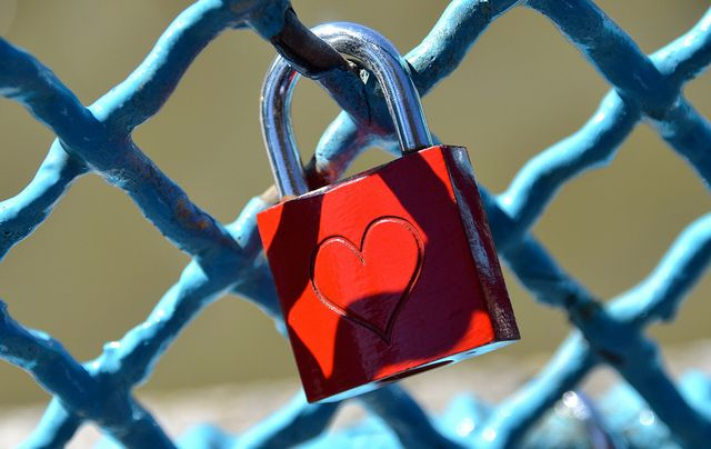 Locked Love by Sillalai_Rozzi, via Flickr